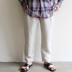 STILL BY HAND【 mens 】linen wool pants