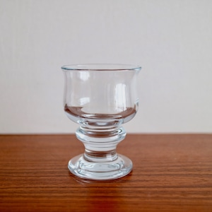 Holmegaard ホルムガード / Tivoli Copenhagen チボリ ホワイトワイングラス