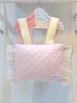 NIGATSU まくら背負い ピンク