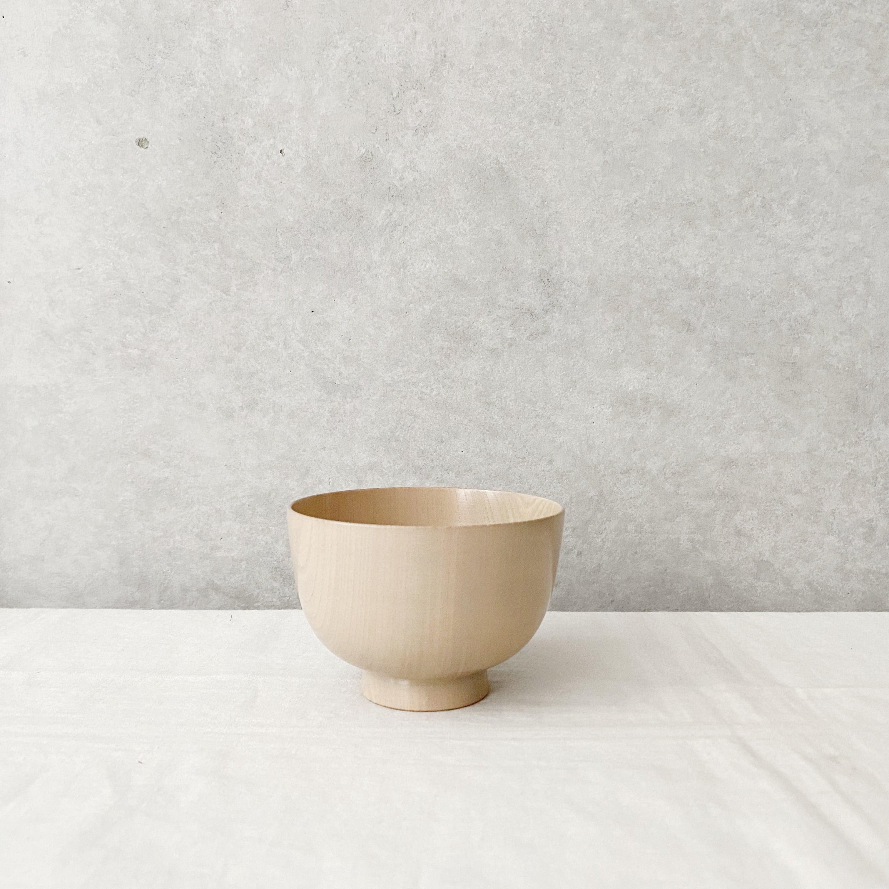白鷺木工 汁椀
