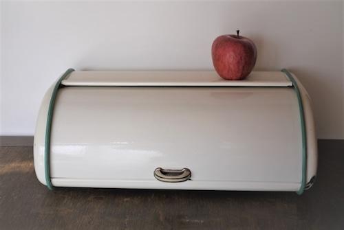 ブレッドボックス ホーロー保存容器 キッチン収納ケース キャニスター缶