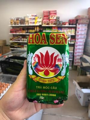 Tra Hoa Sen - ハス茶 (70g)