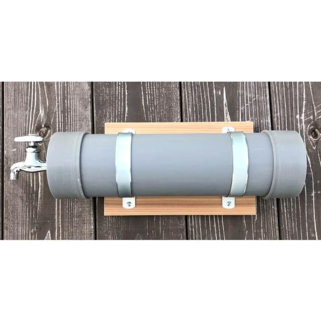 水道管のポスト
