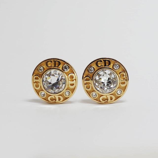 Christian Dior ディオール イヤリング ゴールド アクセサリー
