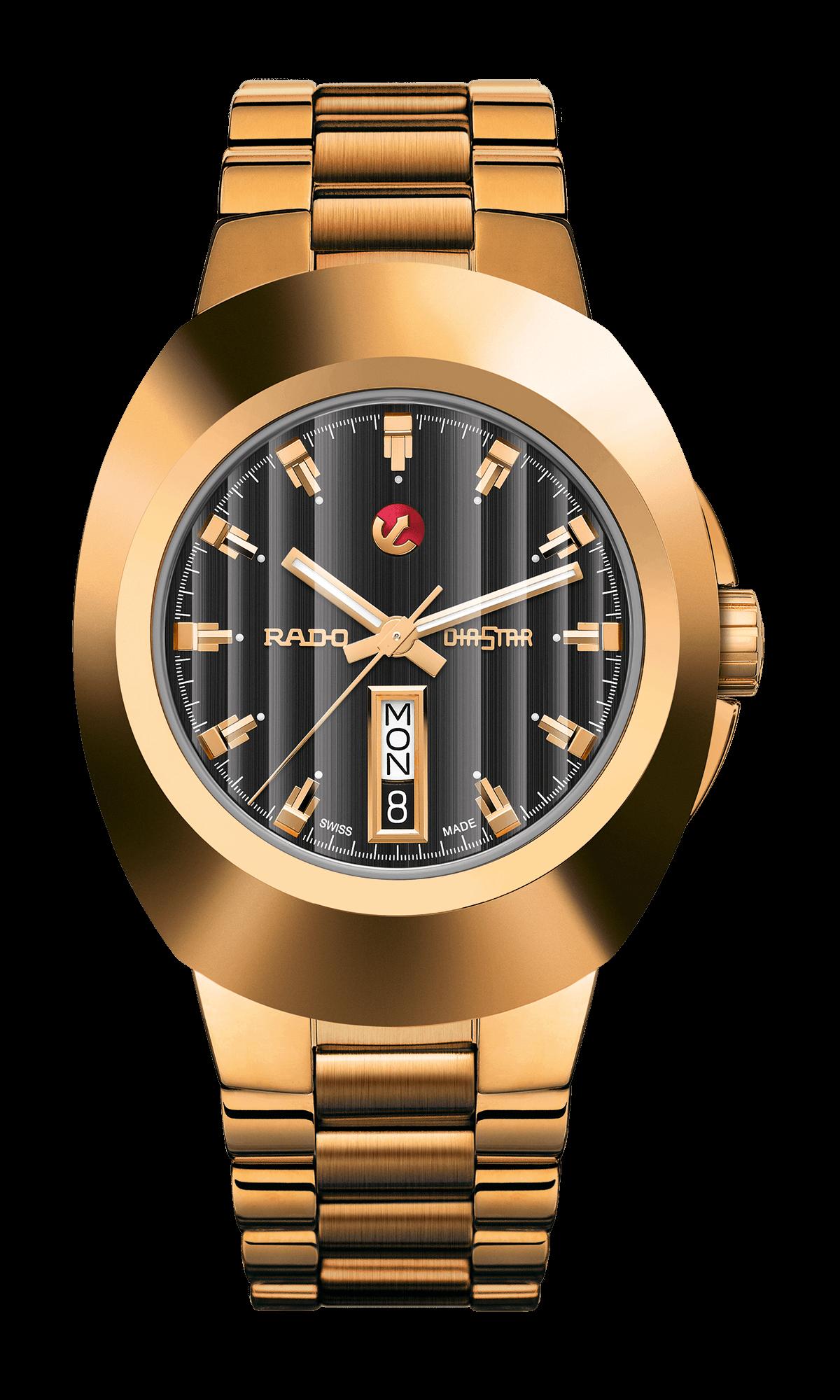 【RADO ラドー】New Original/スイスオーダー品 ニューオリジナル(ローズゴールド×ブラック)/国内正規品 腕時計