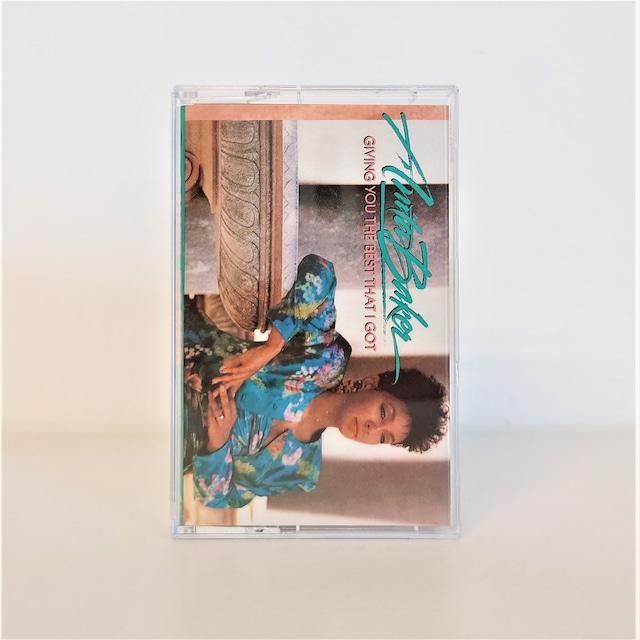[中古カセット]  Anita Baker – Giving You The Best That I Got