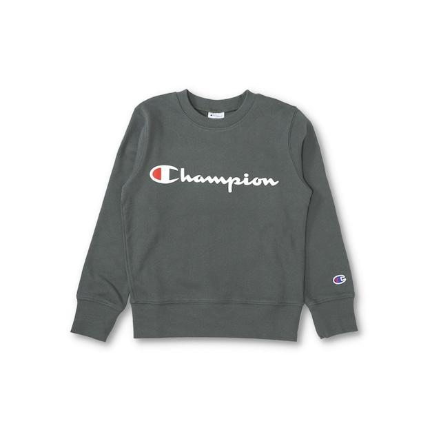 Champion ロゴプリントトレーナー