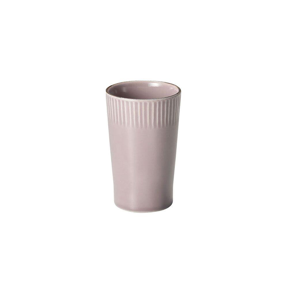 aito製作所 「ティント Tint」タンブラー カップ 330ml パープル 美濃焼 289029