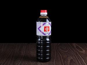 マルニ こいくち醤油「紫折鶴」 1L