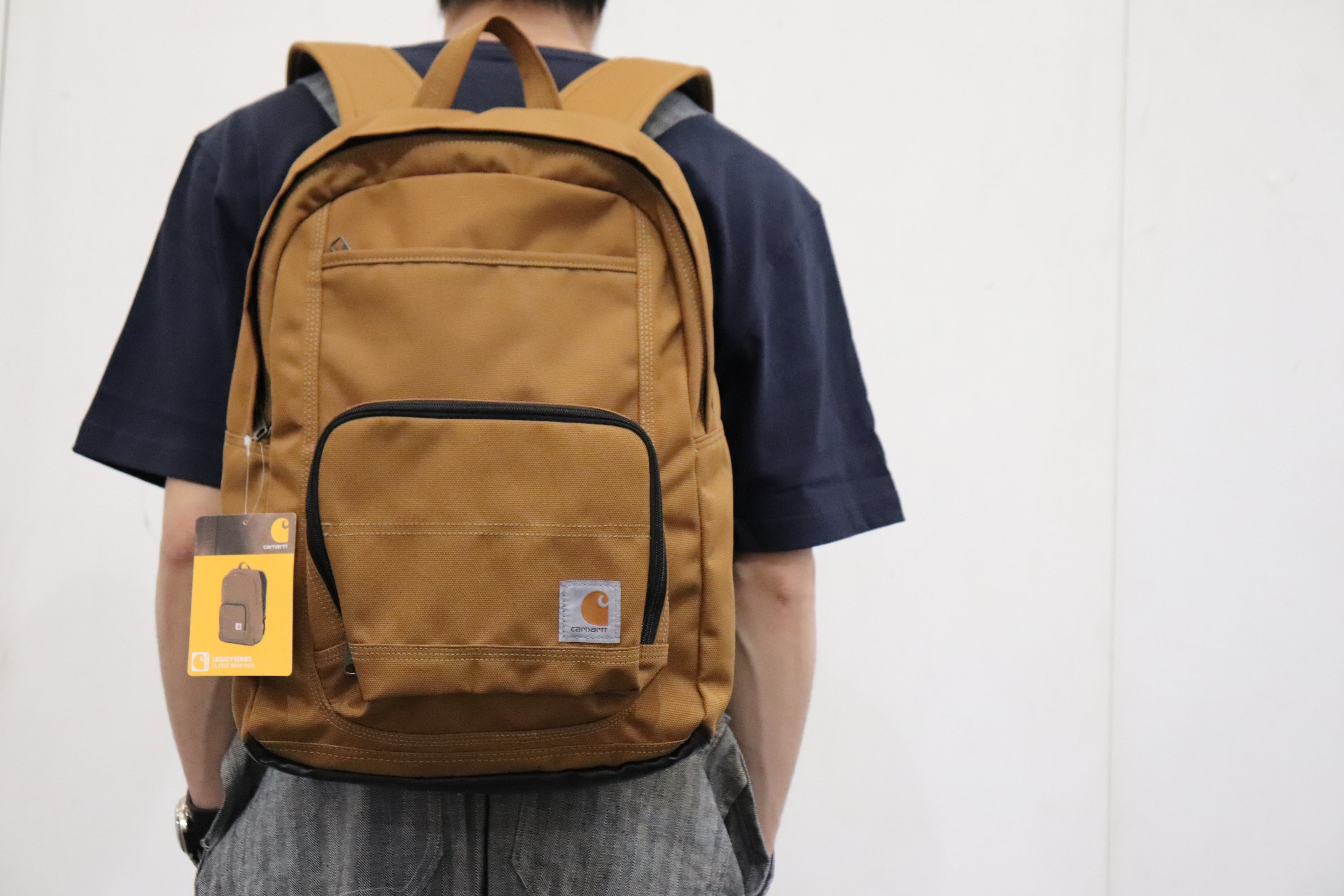 """"""" Carhartt """"  Back Pack  カーハート アメリカ規格 バックパック A781"""