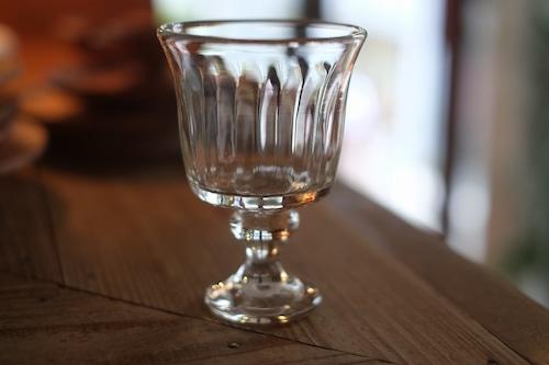 ◆森永豊◆ モリナ透明硝子工房 <吹き硝子>◆◆冷茶グラス(a)モール◆◆