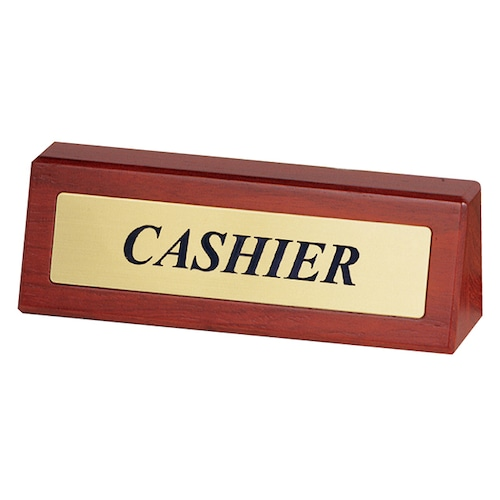 フロントサイン(CASHIER) SS-20-C