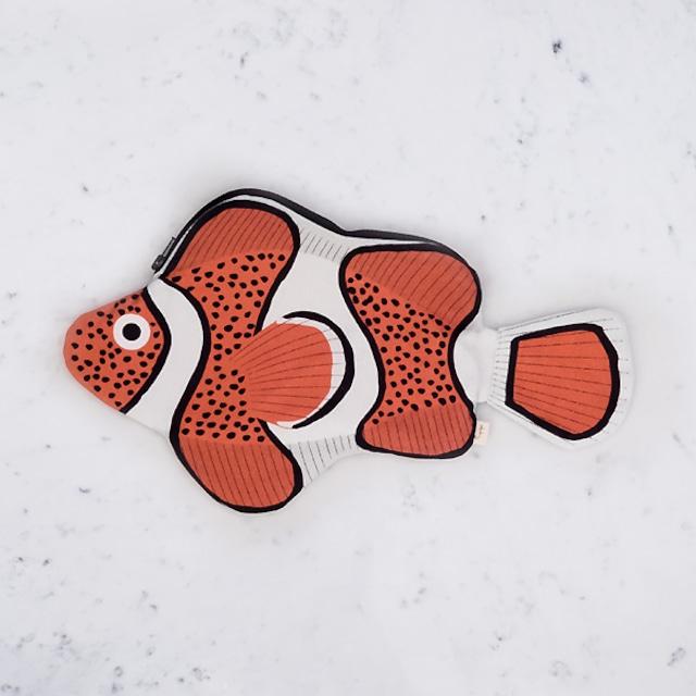 ドンフィッシャー(DONFISHER) - CASE【CLOWN FISH】[ONE] ポーチ
