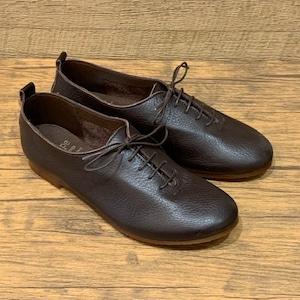 Recipeの革靴 ダークブラウン