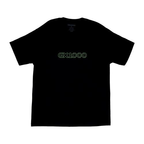 GX1000 / OG LOGO TEE -BLACK-