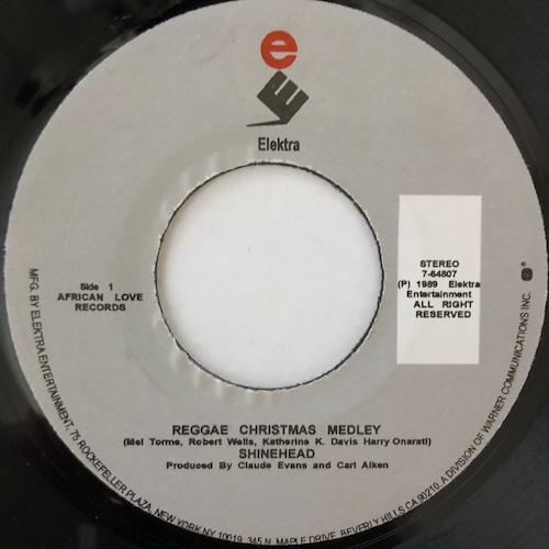 Shinehead - Reggae Christmas Medley【7-20588】