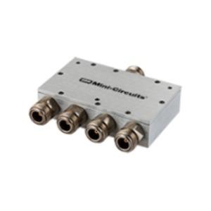 ZB4PD-52-20W-N+(N), Mini-Circuits(ミニサーキット) |  RF電力分配器・合成器(スプリッタ・コンバイナ), Frequency(MHz):10 to 500 MHz, 分配数:4 WAY-0°
