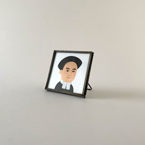Standard Frame Square Small(PUEBCO)|フォトフレーム スクエア (9.5cm)