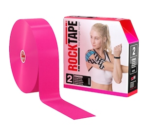 ロックテープ-32m-スタンダード / ROCKTAPE Standard BULK Pink  5cm*32m