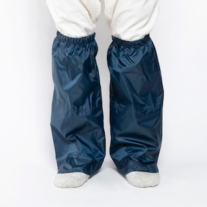 G-27 防水脚絆 紺●