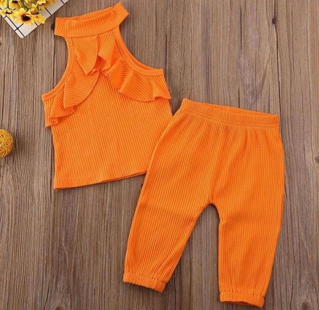 商品番号945 オレンジセットアップ