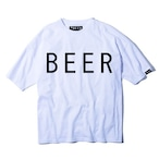 BEER ロゴT
