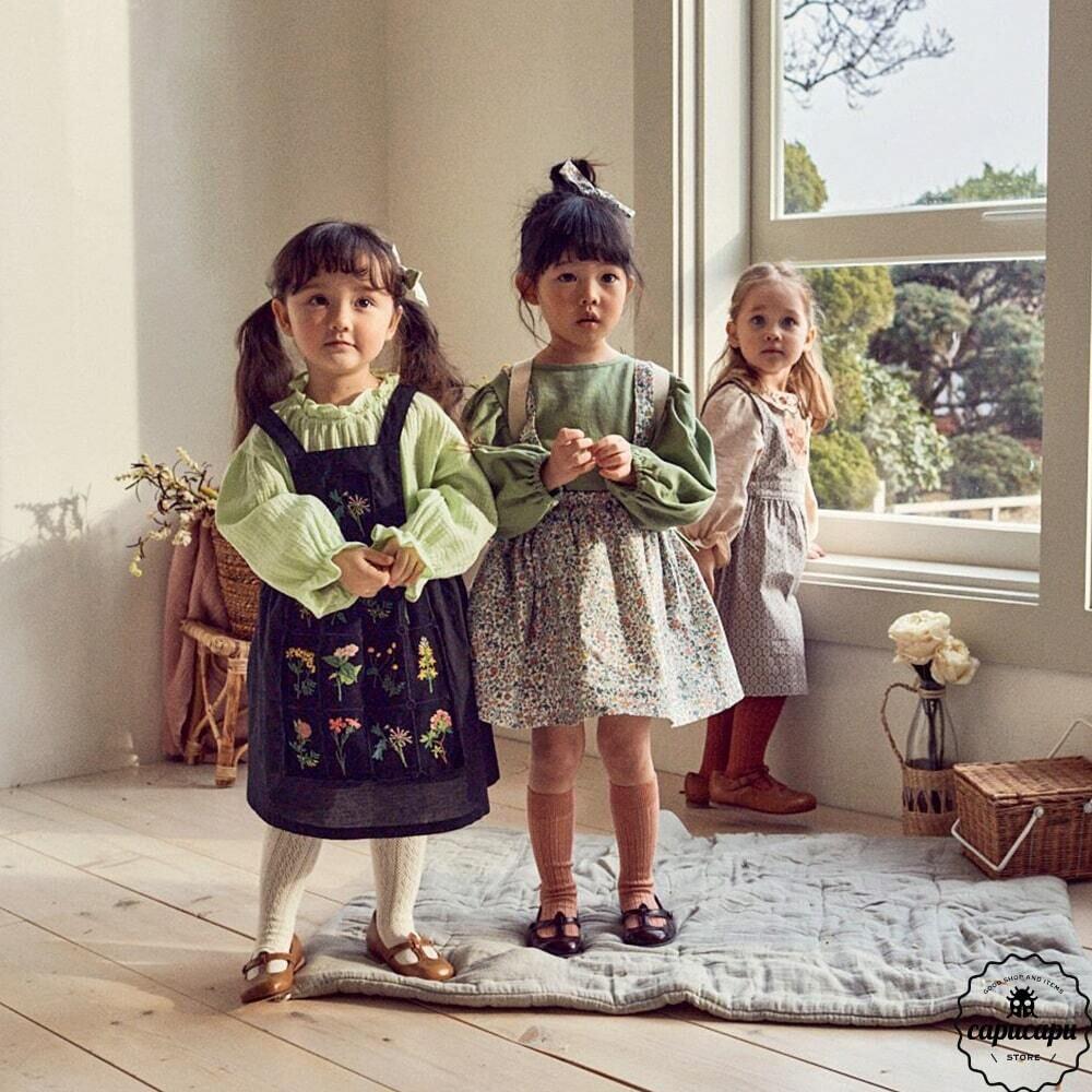 «sold out»«pour enfant» デリオン スカート Delion skirt