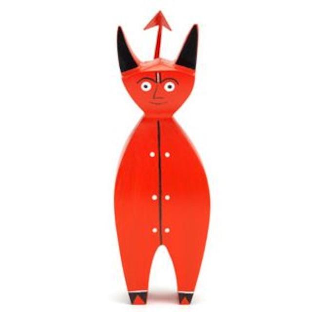 Vitra Wooden Dolls ヴィトラ ウッデンドール Little devil