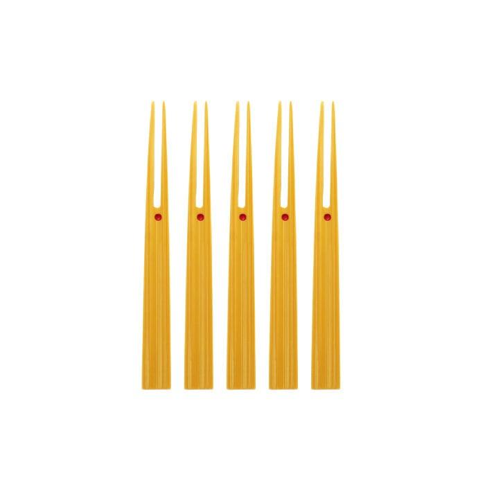 白竹かわせみフォーク11cm(5P) 【49-025】