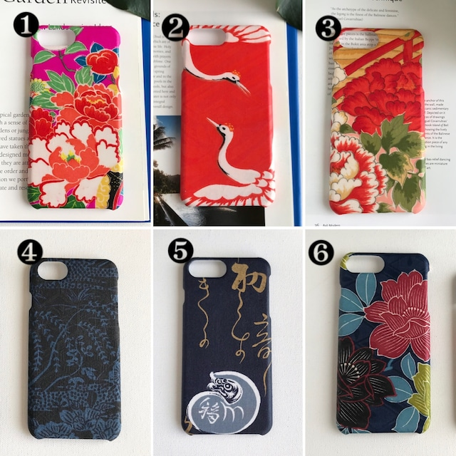 【SALE】キモノiPhoneケース・iPhone plusシリーズ