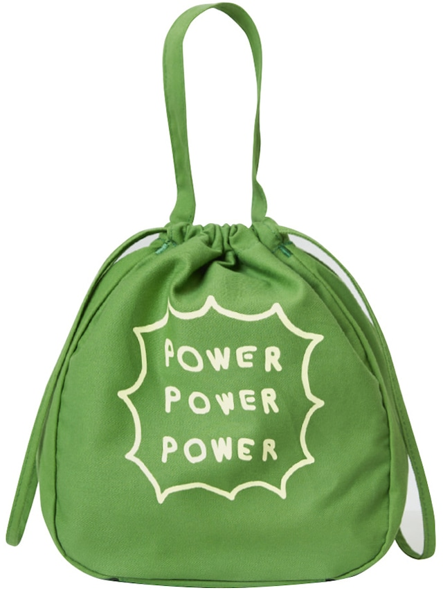 【inapsquare】BUCKET BAG POWER