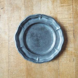エタンのリム小皿