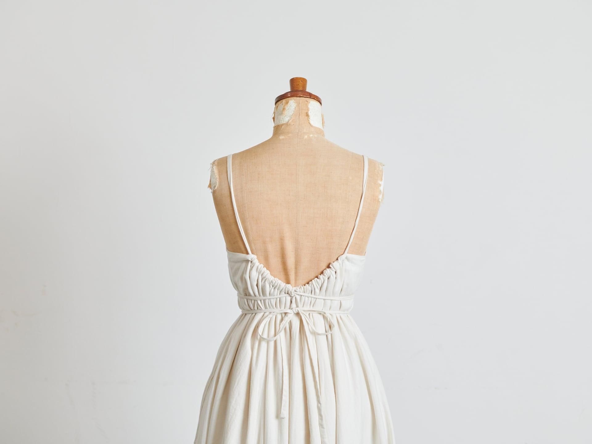 Calm Dress shiro