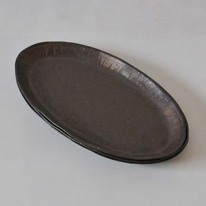KODAMA TOKI FOR SUCH A TIME Oval Plate 31cm