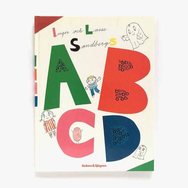 インゲル&ラッセ・サンドベリィ「ABCD(ABCDの本)」《1987-01》