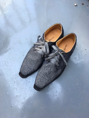 SALE! 85%off!!/QUILP×The Old Curiosity Shop/Vamp Shoes (ジョン・ムーアデザインのヴァンプシューズ)