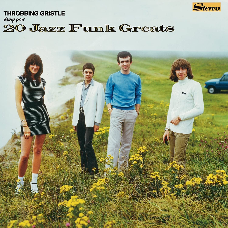 Throbbing Gristle - 20 Jazz Funk Greats (LP)