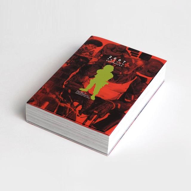アートブック「2007 Sketch Collection」イラストレーター金政基(キム・ジョンギ、Kim Jung Gi)