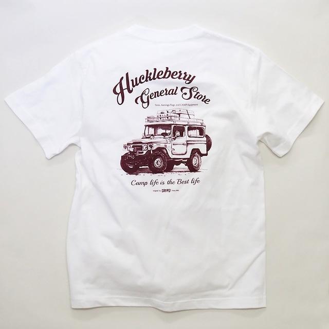 CAMPS キャンプTシャツ【FJ camp!】