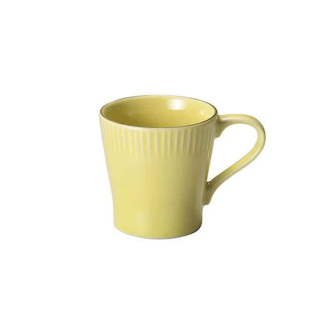 aito製作所 「ティント Tint」マグカップ 220ml イエロー 美濃焼 289023