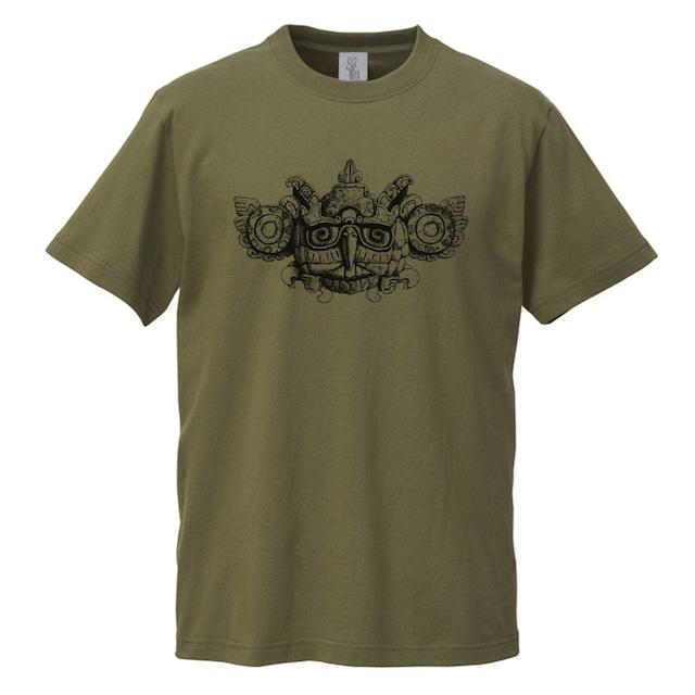 『Jade Mask』Tシャツ