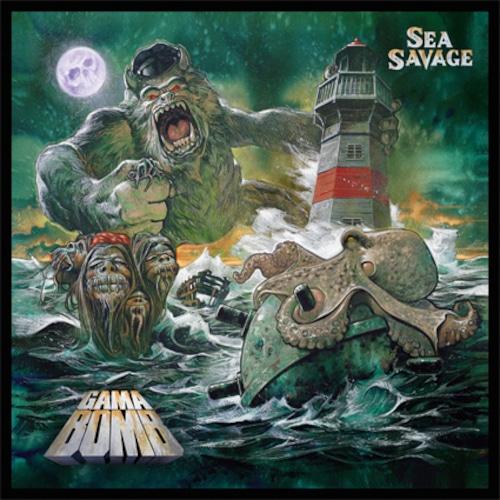 """【特典付き】GAMA BOMB """"Sea Savage"""""""