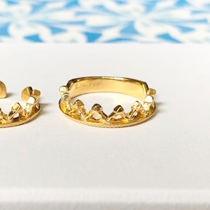Crown & Castle_K24GP Ring