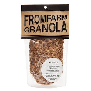 GRANOLA ( 山椒 ) /FROMFARM