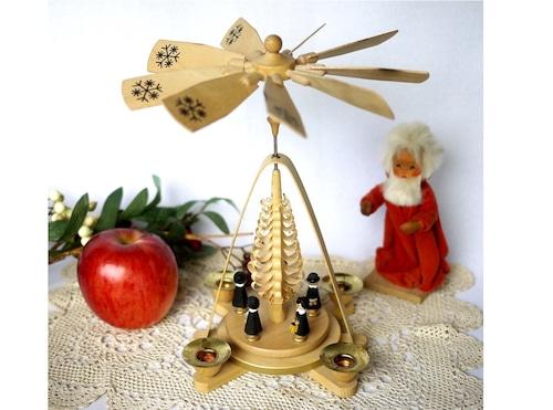 クリスマスピラミッド 聖歌隊 シュパンバウム  Paul Ullrich