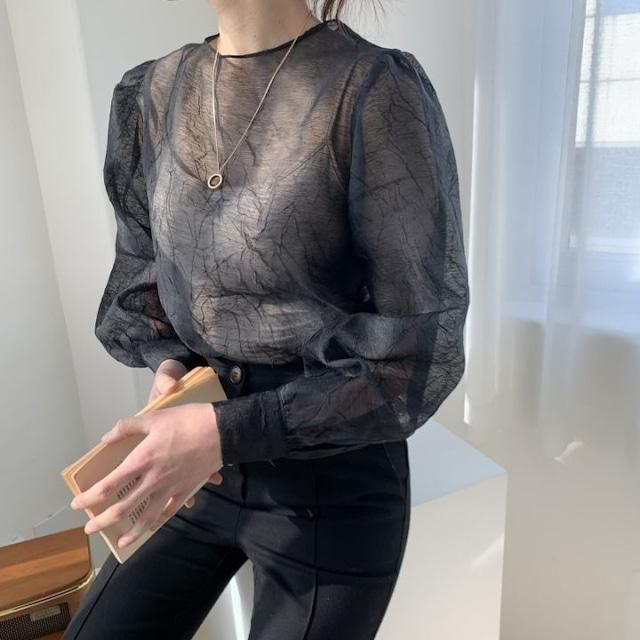 Shear blouse KRE892