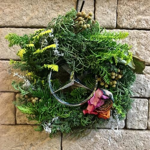 Benz Wreath