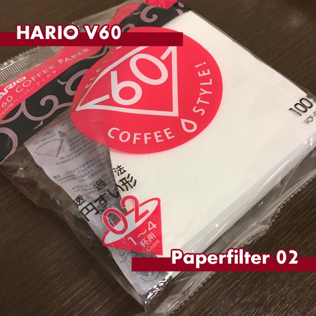 V60 ペーパーフィルター 02W