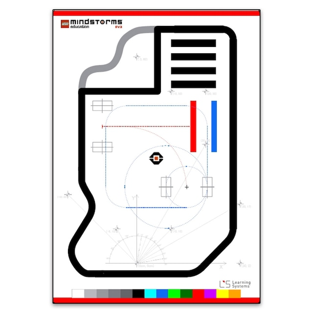 EV3 トレーニングマット