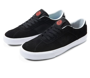 STATE SHOES / LELAND x HABITAT x FRED GALL /  BLACK/WHITE / SUEDE